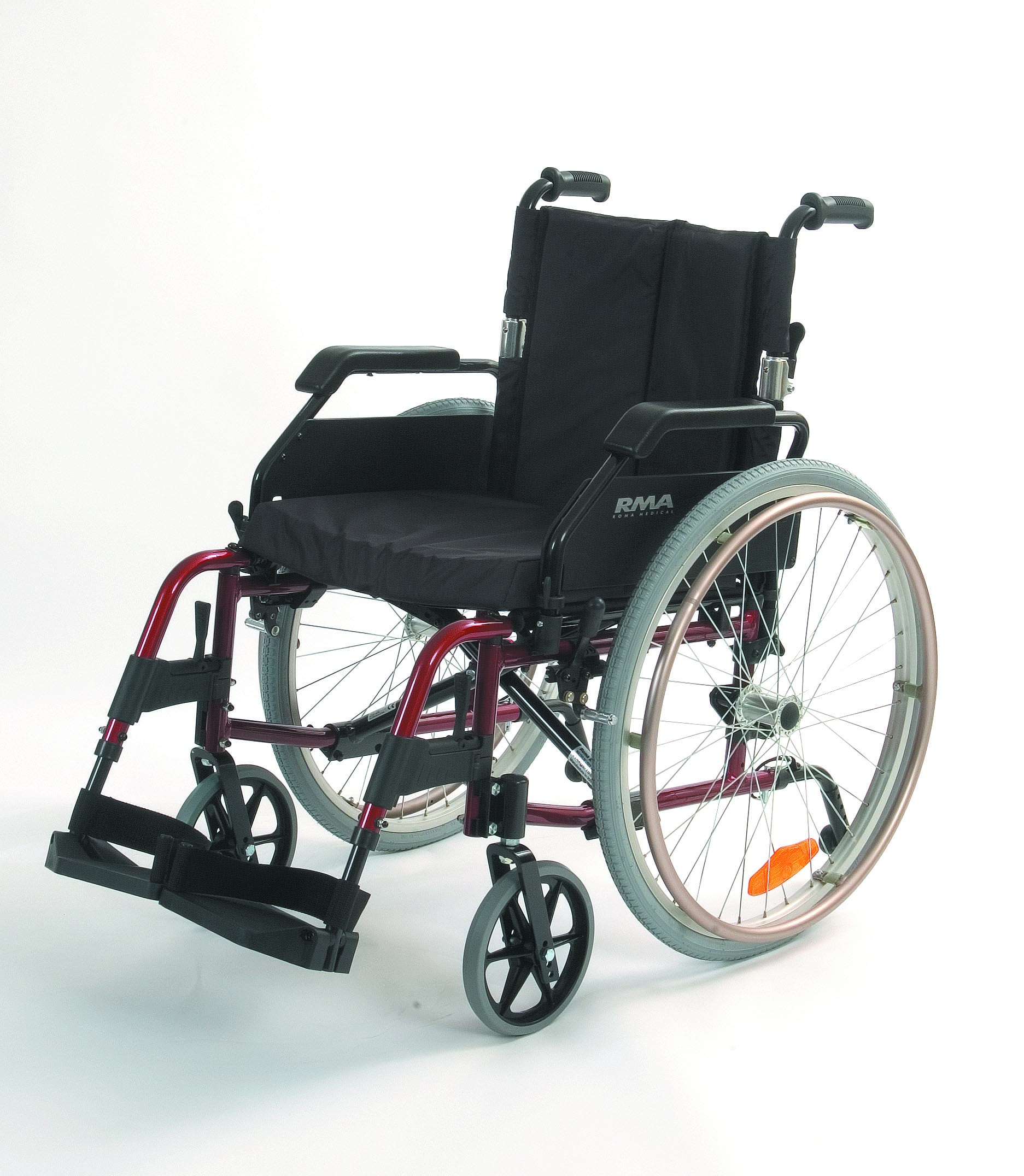 Light Weight Self-Propelled Wheelchair Wheelchair