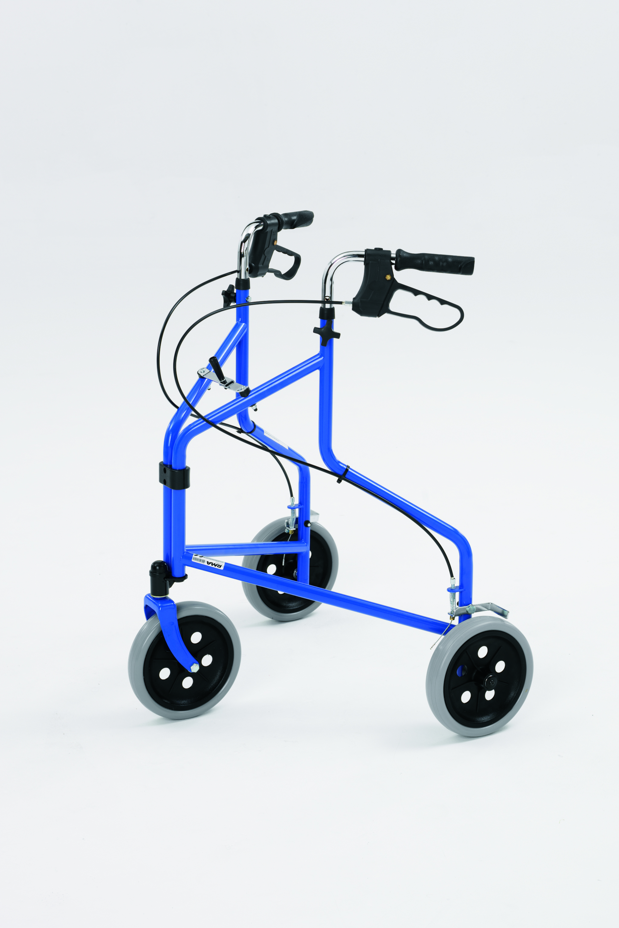 Light weight aluminium Tri-Walker - Walking aide