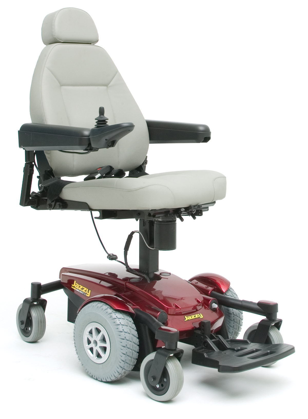Jazzy Select 6 Electric Wheelchair