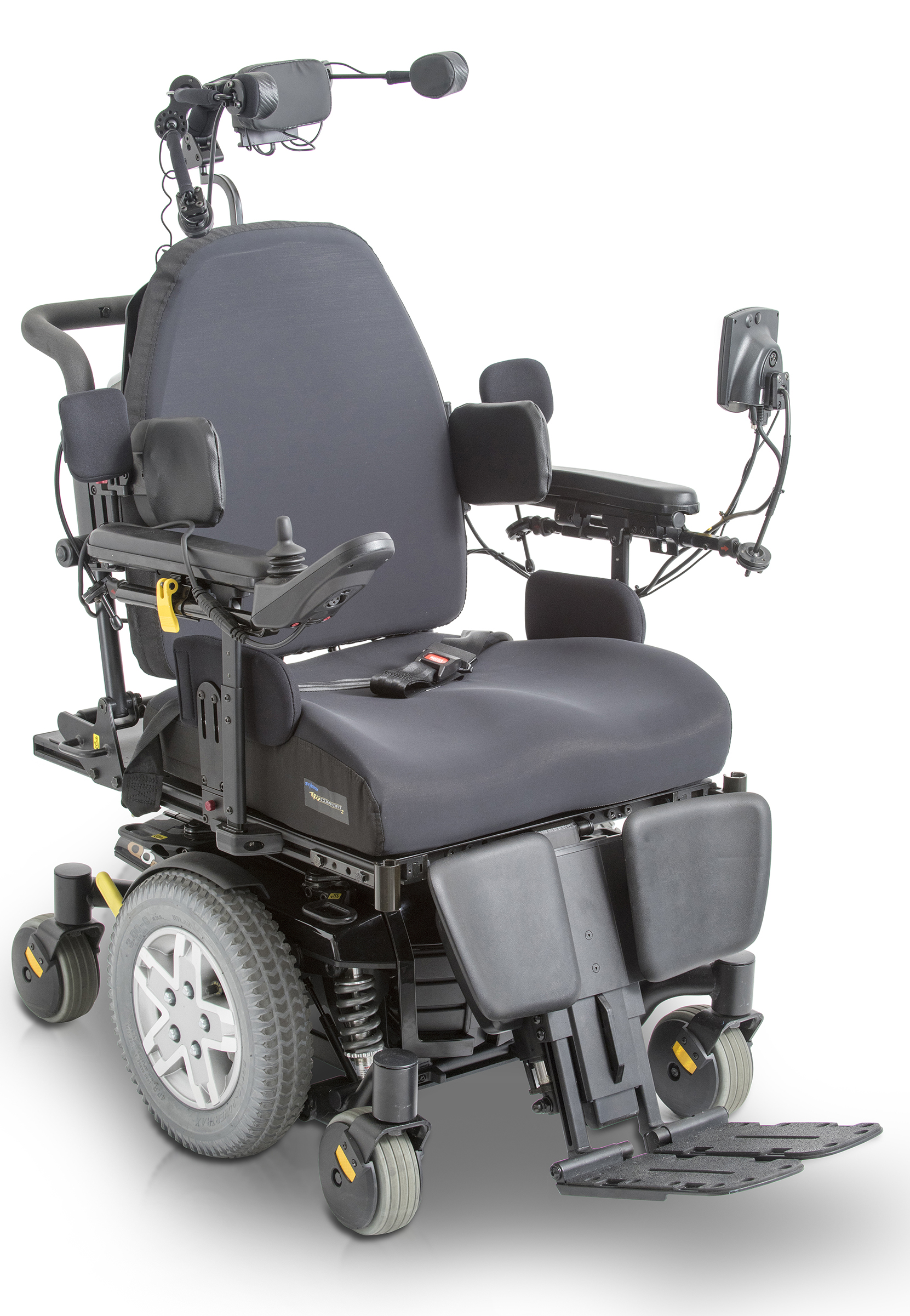 Pride Q6 Stealth Electric Wheelchair