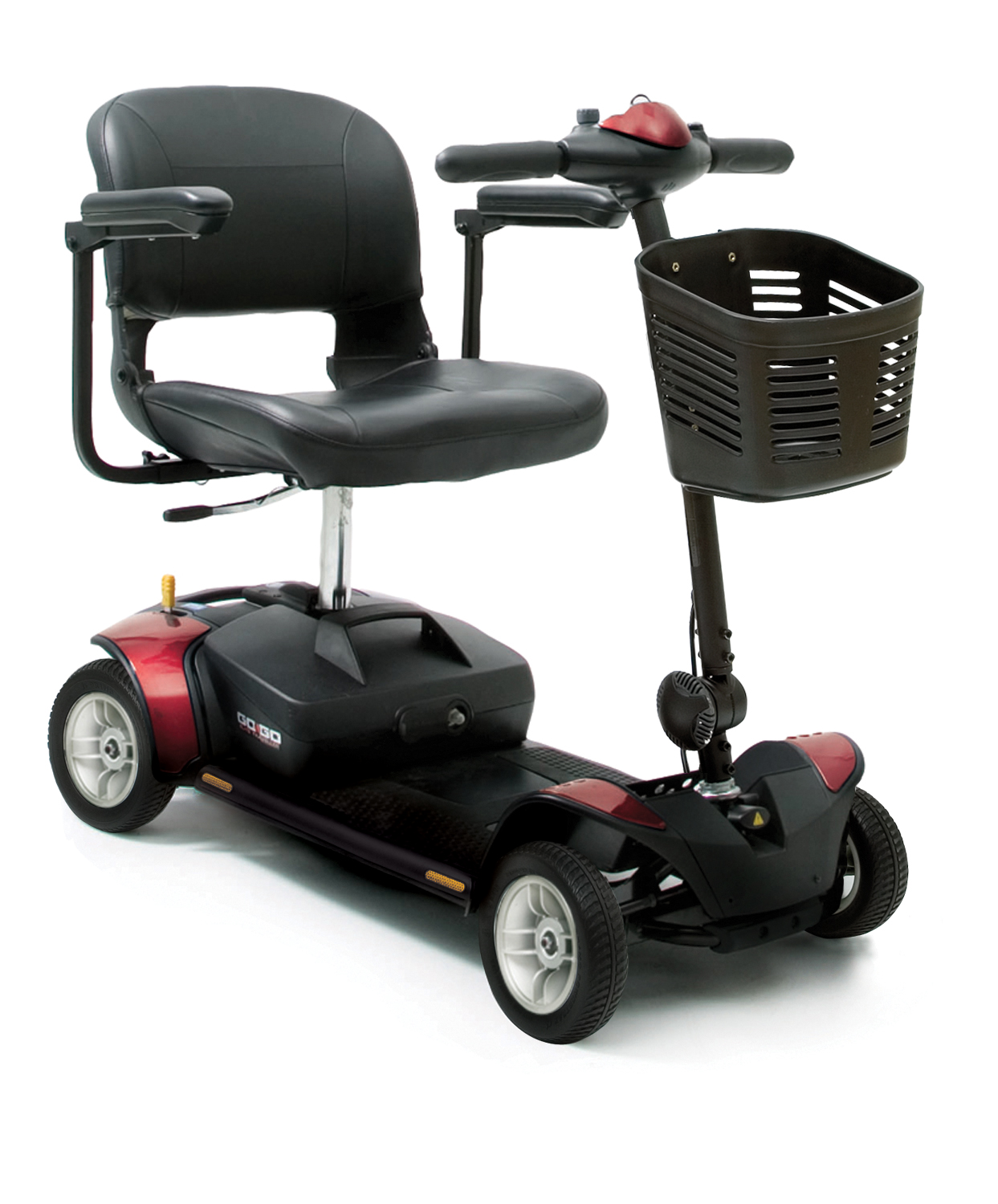 Pride Elite traveller car portable mobility scooter