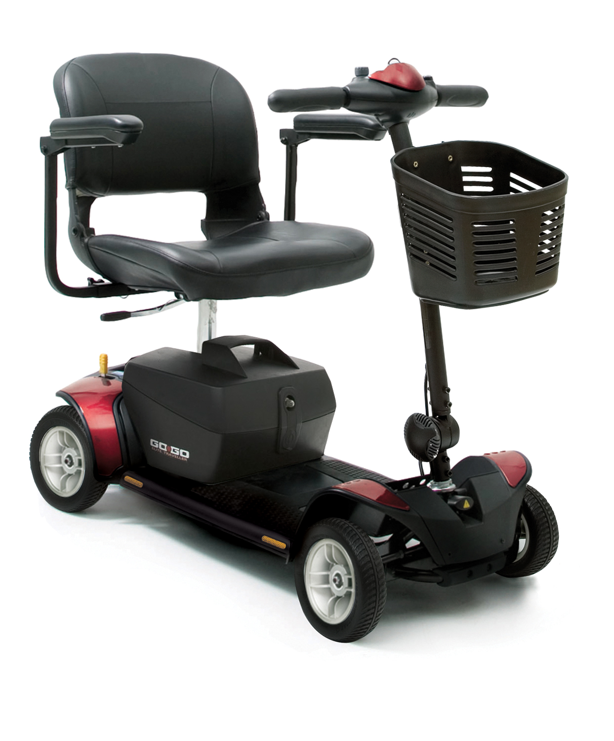 Elite Traveller Plus Mobility Scooter